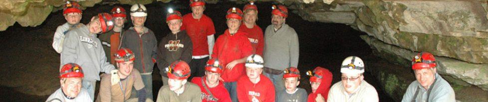 2010 Marango Cave Trip